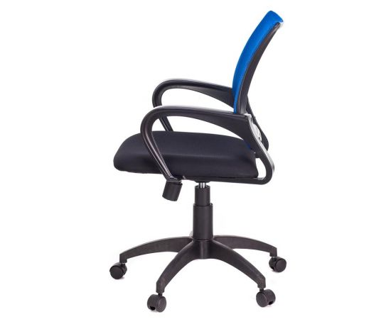 Офисное кресло Бюрократ CH-695N/BL/TW-11 синий TW-05 TW-11 (1163179) фото, изображение 3