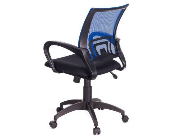 Офисное кресло Бюрократ CH-695N/BL/TW-11 синий TW-05 TW-11 (1163179) фото, изображение 4