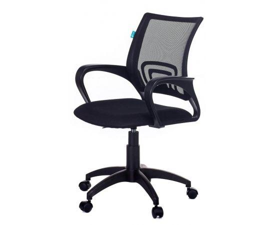 Офисное кресло Бюрократ CH-695NLT/BLACK фото, изображение 2