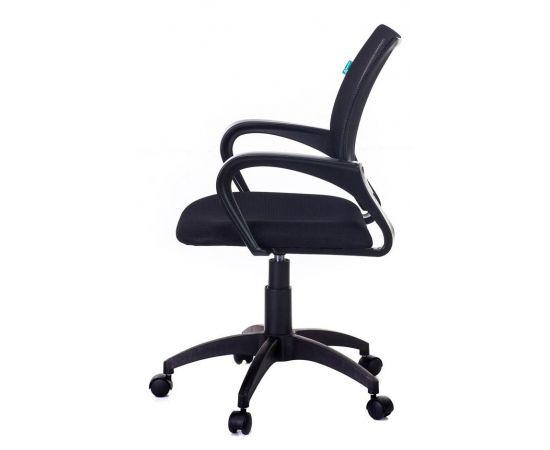 Офисное кресло Бюрократ CH-695NLT/BLACK фото, изображение 3
