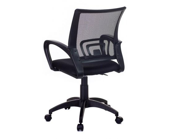 Офисное кресло Бюрократ CH-695NLT/BLACK фото, изображение 4