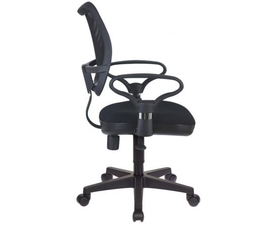 Офисное кресло Бюрократ CH-799AXSN/Black 26-28 фото, изображение 3
