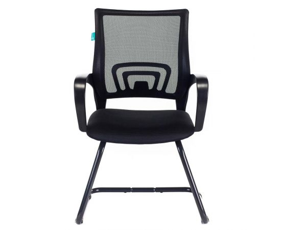 Офисное кресло посетителя Бюрократ CH-695N-AV/B/TW-11 (1183392) фото