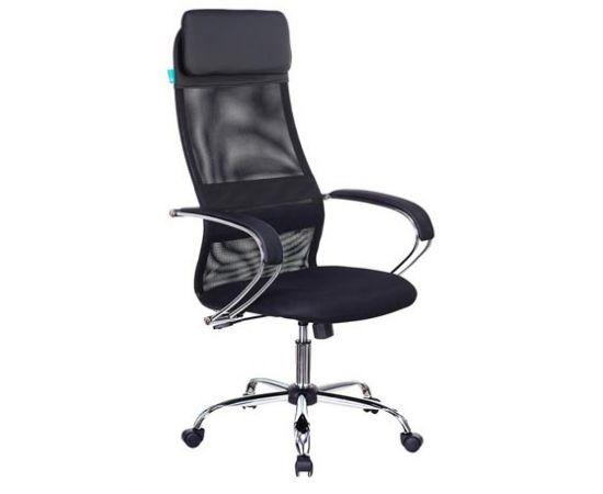 Офисное кресло руководителя Бюрократ CH-608SL/BLACK фото, изображение 2