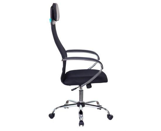 Офисное кресло руководителя Бюрократ CH-608SL/BLACK фото, изображение 3