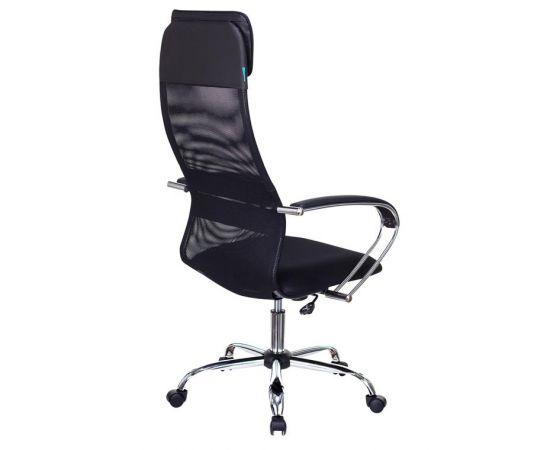 Офисное кресло руководителя Бюрократ CH-608SL/BLACK фото, изображение 4