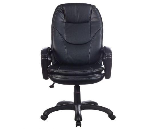 Офисное кресло руководителя Бюрократ CH-868LT/#B черный (1134799) фото