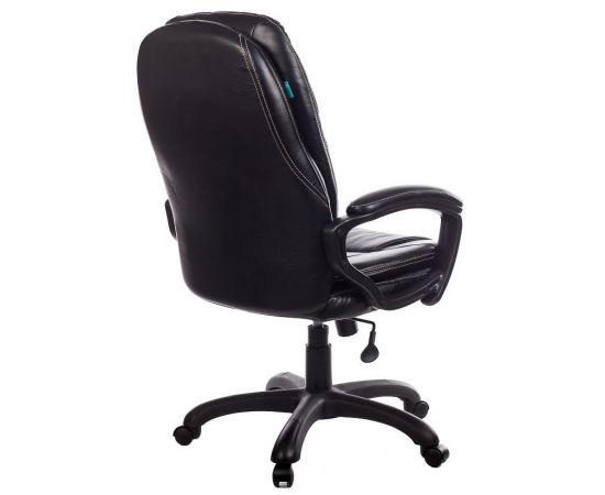 Офисное кресло руководителя Бюрократ CH-868LT/#B черный (1134799) фото, изображение 4