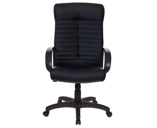 Офисное кресло руководителя Бюрократ KB-10LITE/BLACK (1079069) фото