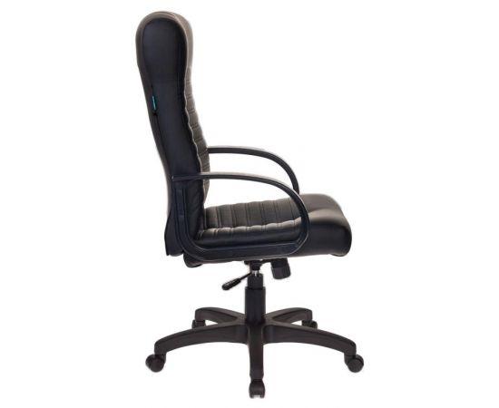 Офисное кресло руководителя Бюрократ KB-10LITE/BLACK фото, изображение 3