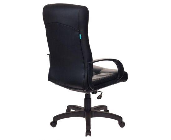 Офисное кресло руководителя Бюрократ KB-10LITE/BLACK фото, изображение 4