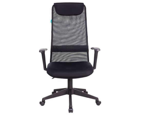 Офисное кресло руководителя Бюрократ KB-8N/BLACK TW-01 TW-11 фото