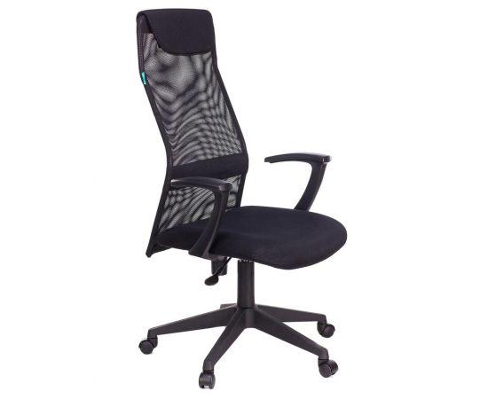 Офисное кресло руководителя Бюрократ KB-8N/BLACK TW-01 TW-11 (1140281) фото, изображение 2