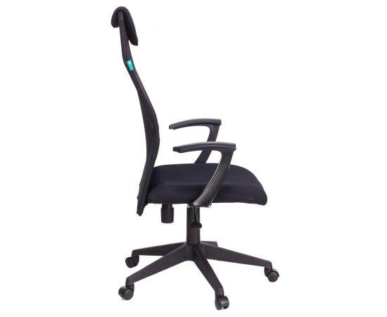 Офисное кресло руководителя Бюрократ KB-8N/BLACK TW-01 TW-11 (1140281) фото, изображение 3