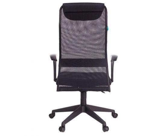 Офисное кресло руководителя Бюрократ KB-8N/BLACK TW-01 TW-11 фото, изображение 5