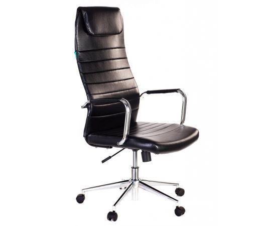 Офисное кресло руководителя Бюрократ KB-9N/ECO/BLACK (1140275) фото, изображение 2