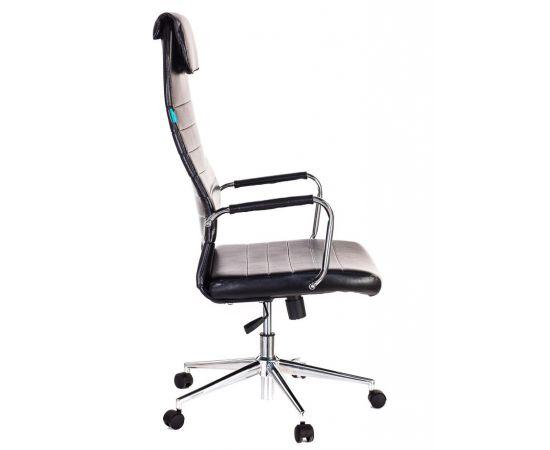 Офисное кресло руководителя Бюрократ KB-9N/ECO/BLACK (1140275) фото, изображение 3