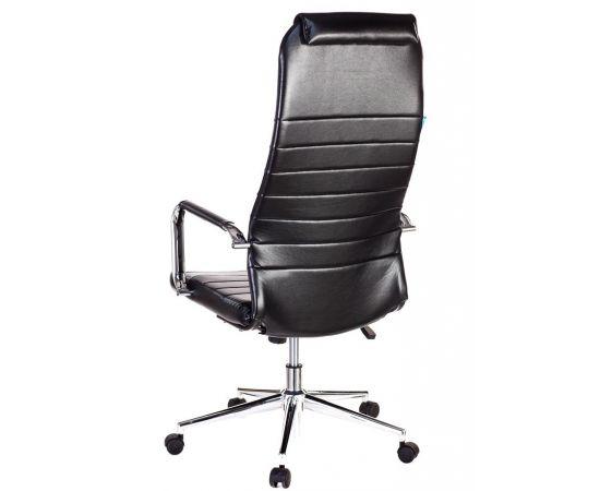 Офисное кресло руководителя Бюрократ KB-9N/ECO/BLACK (1140275) фото, изображение 4