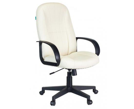 Офисное кресло руководителя Бюрократ T-898/OR-10 молочный фото, изображение 2