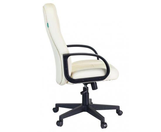 Офисное кресло руководителя Бюрократ T-898/OR-10 молочный фото, изображение 3