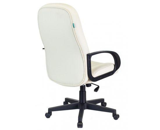 Офисное кресло руководителя Бюрократ T-898/OR-10 молочный фото, изображение 4