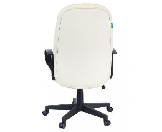 Офисное кресло руководителя Бюрократ T-898/OR-10 молочный фото, изображение 5
