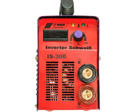 WBR Инвертор.свароч.аппарат IS-300 фото, изображение 2