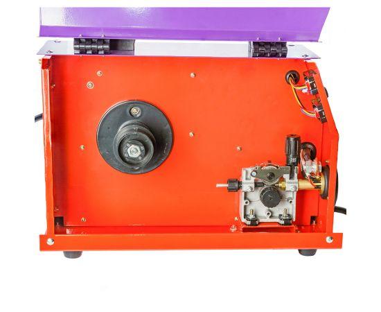 Инверторный полуавтоматический сварочный аппарат WBR IHS-281 фото, изображение 2