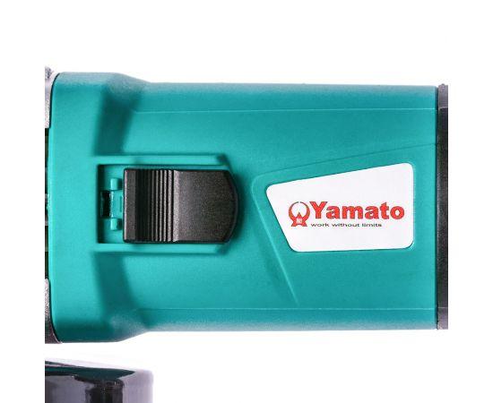 Угловая шлифовальная машина (болгарка) Yamato  AG10-125R фото, изображение 4