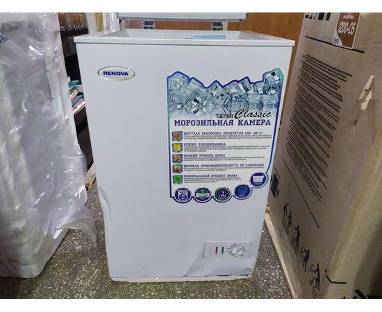 Морозильная камера-ларь Renova FC-110C [Уценка] фото, изображение 2