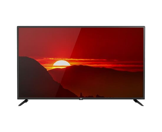 4K Телевизор SMART 50 дюймов BQ 50SU01B, черный