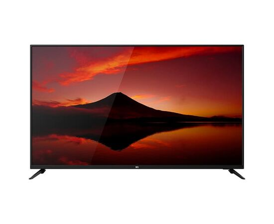 4K Телевизор SMART 55 дюймов BQ 55SU01B, черный