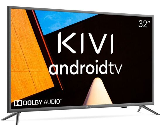 Телевизор Smart 32 дюйма KIVI 32F710KB, изображение 3
