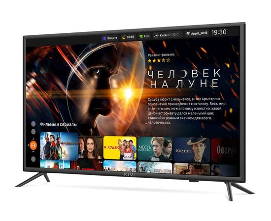 4K UHD Телевизор Smart 40 дюймов KIVI 40U600KD, изображение 3