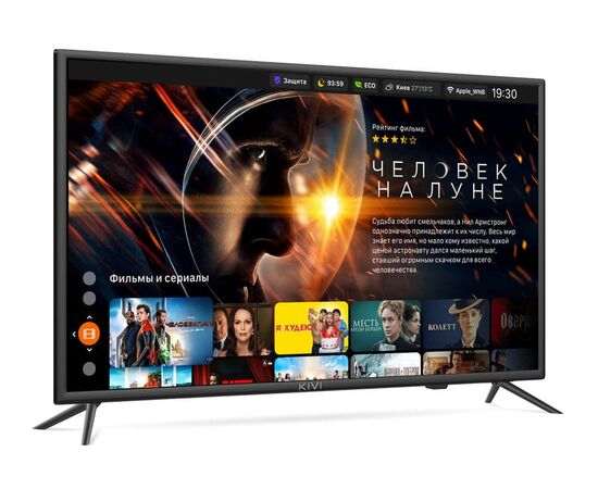 4K UHD Телевизор Smart 40 дюймов KIVI 40U600KD, изображение 4