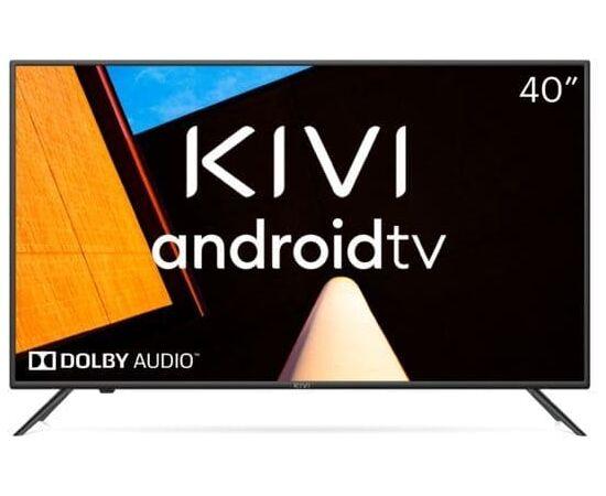 4K UHD Телевизор Smart 40 дюймов KIVI 40U710KB, изображение 2