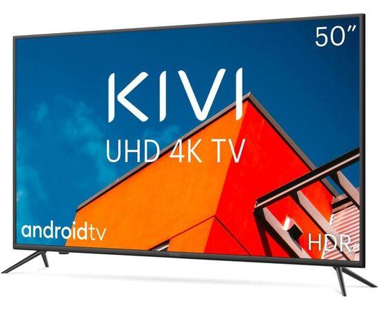 4K UHD Телевизор Smart 50 дюймов KIVI 50U710KB, изображение 2