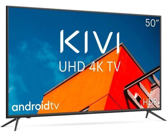 4K UHD Телевизор Smart 50 дюймов KIVI 50U710KB, изображение 3