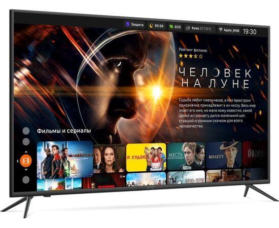 4K UHD Телевизор Smart 55 дюймов KIVI 55U600KD, изображение 3