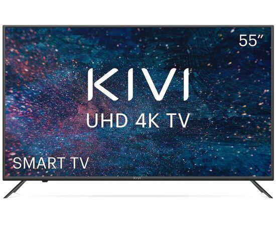 4K UHD Телевизор Smart 55 дюймов KIVI 55U600KD