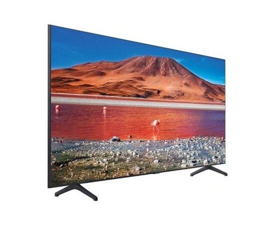 Безрамочный 4K Телевизор SMART 75 дюймов SAMSUNG UE75TU7100UXUA, изображение 3
