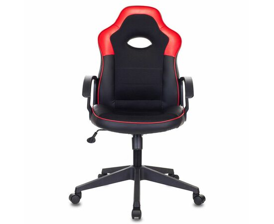 Игровое кресло Бюрократ VIKING-11 Black-Red, Вариант цвета: black/red фото