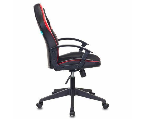 Игровое кресло Бюрократ VIKING-11 Black-Red, Вариант цвета: black/red фото, изображение 3