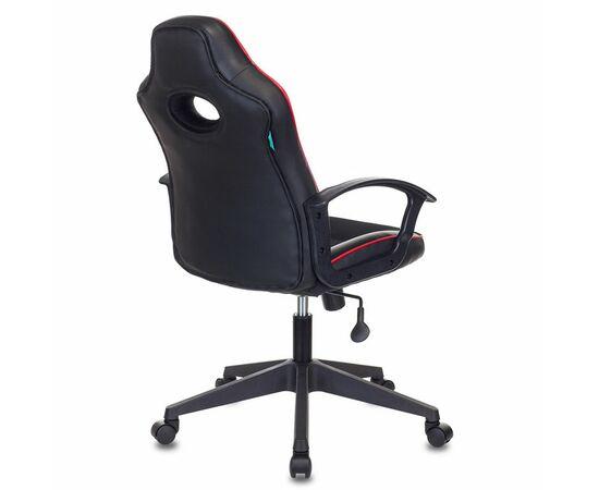 Игровое кресло Бюрократ VIKING-11 Black-Red, Вариант цвета: black/red фото, изображение 4