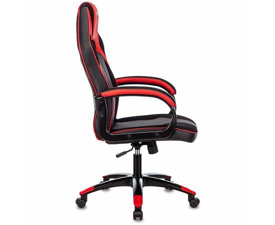 Игровое кресло Бюрократ VIKING 2 AERO Red, Вариант цвета: black/red фото, изображение 3