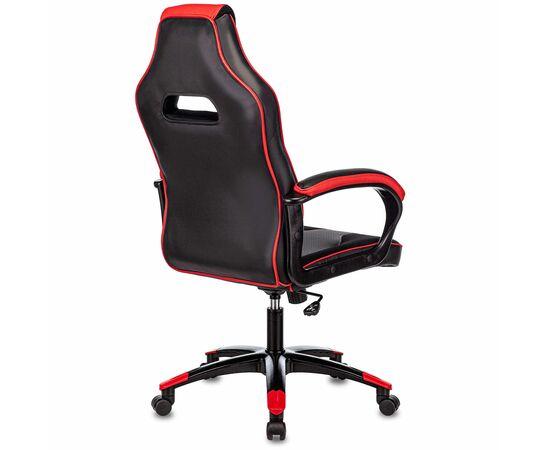 Игровое кресло Бюрократ VIKING 2 AERO Red, Вариант цвета: black/red фото, изображение 4