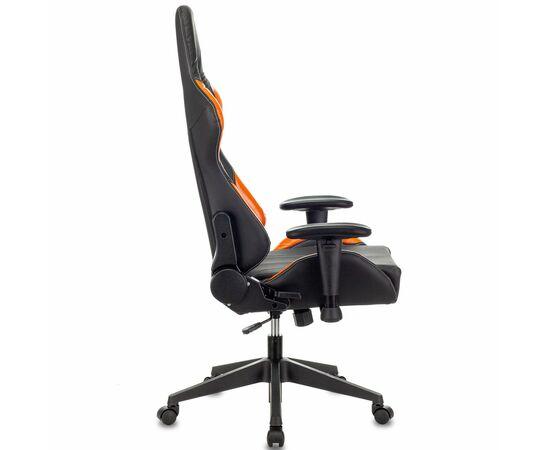 Игровое кресло Бюрократ VIKING 5 AERO Orange, Вариант цвета: black/orange фото, изображение 13