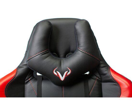 Игровое кресло Бюрократ VIKING 5 AERO Red, Вариант цвета: black/red фото, изображение 7