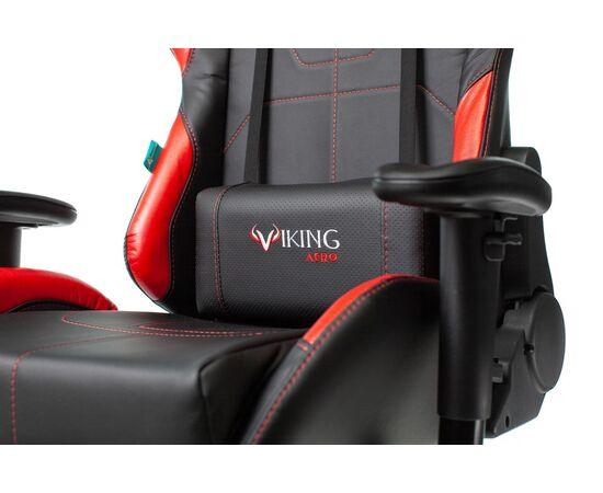 Игровое кресло Бюрократ VIKING 5 AERO Red, Вариант цвета: black/red фото, изображение 8
