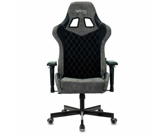 Игровое кресло Бюрократ VIKING 7 KNIGHT Fabric Black, Вариант цвета: black фото, изображение 13